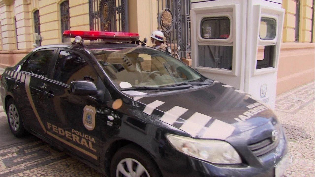Polícia Federal prende 14 pessoas na Operação Torrentes, incluindo oficiais da PM