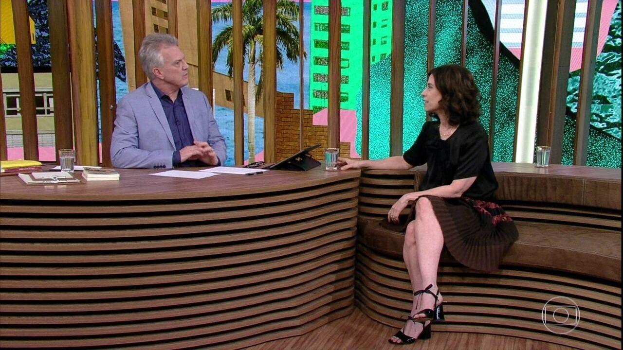 Fernanda Torres fala sobre seu lado escritora e bastidores da produção do seu novo romance