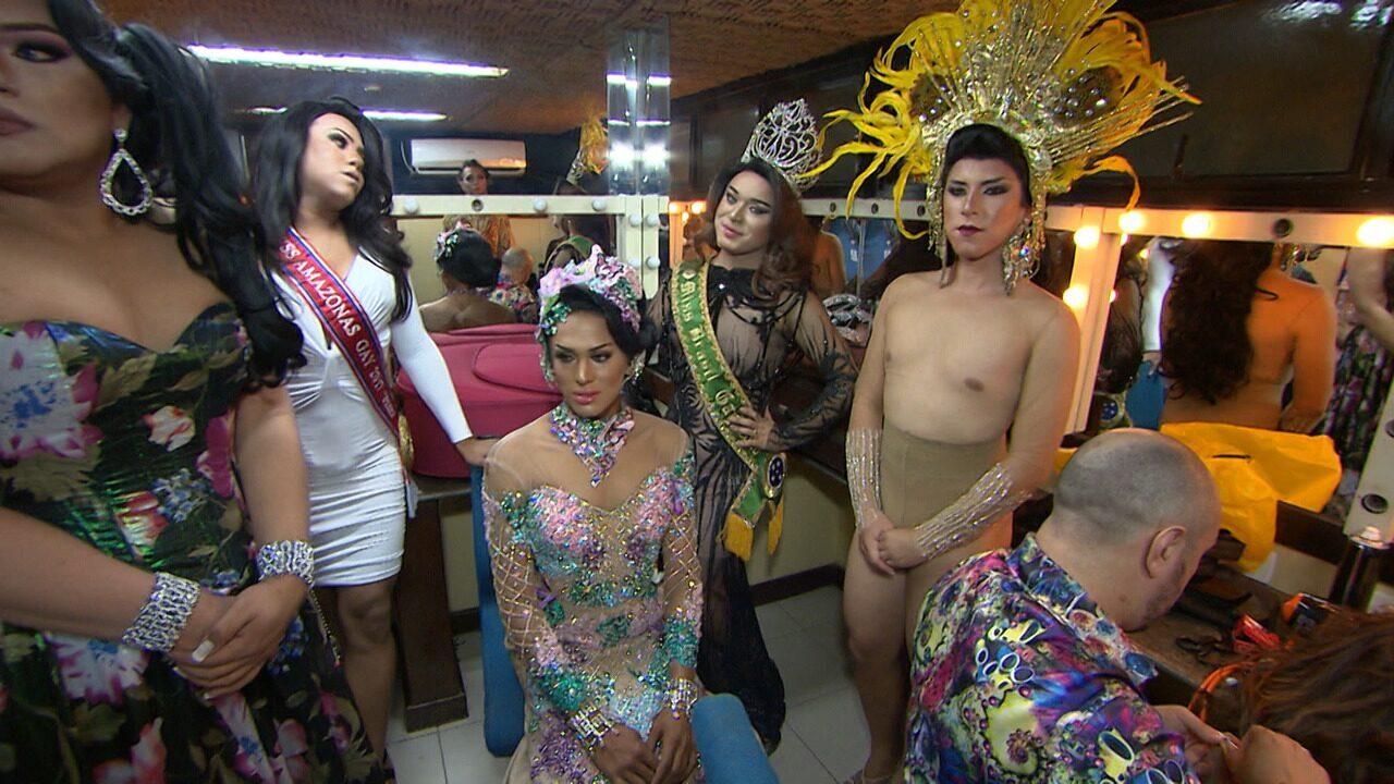 Alessandro Timbó mostra os bastidores da 23ª edição do Miss Brasil Gay Versão Bahia
