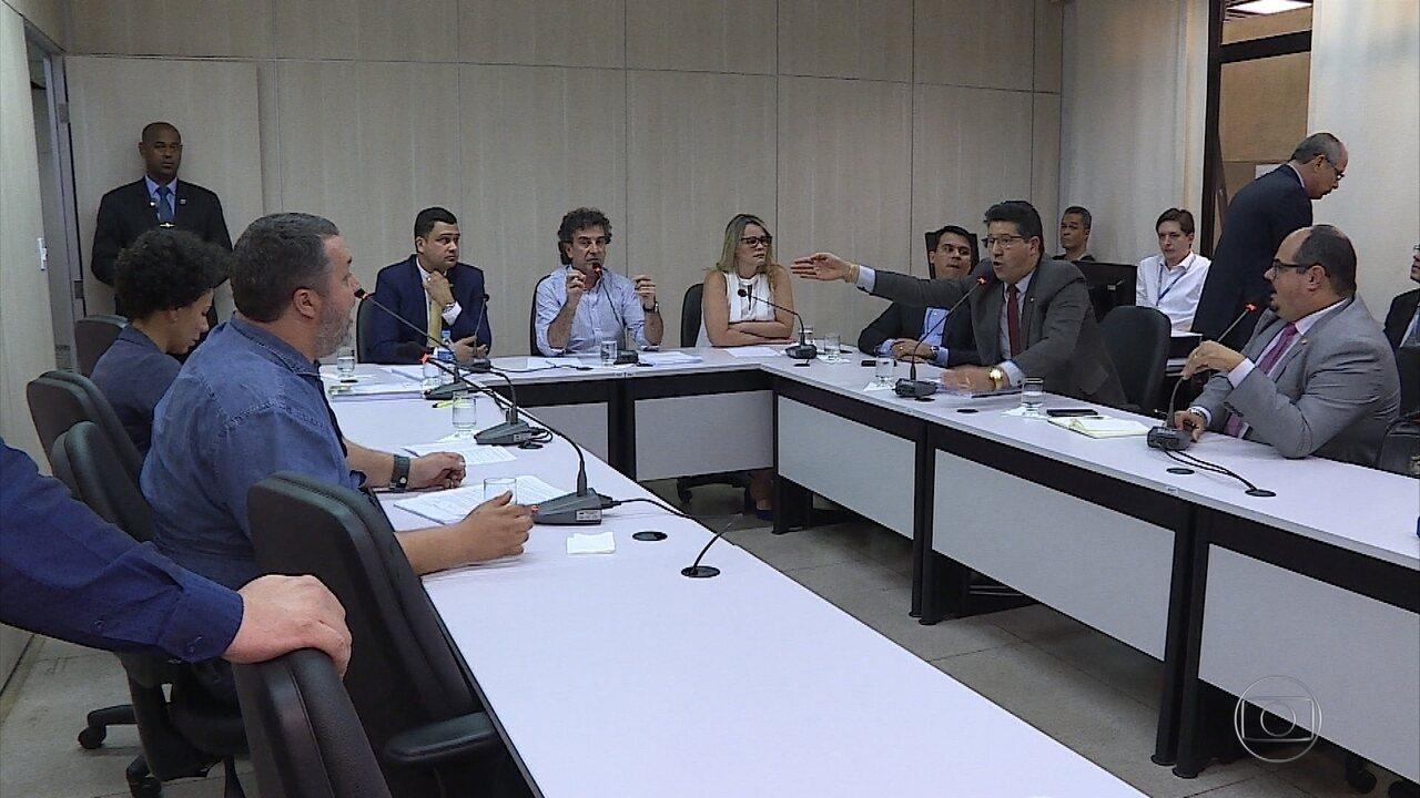 Apresentação de relatório da CPI da PBH Ativos é marcada por confusão