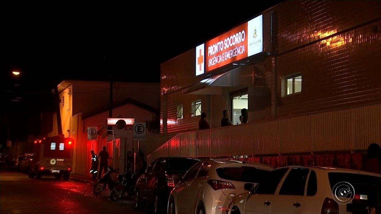 Bebê atendida por ingerir álcool é levada de hospital pelos pais em Tatuí