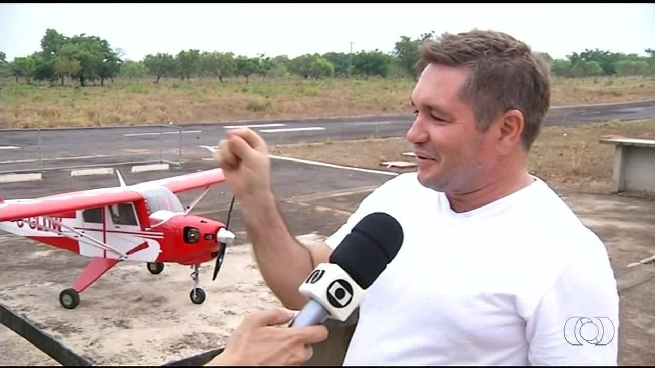 Resultado de imagem para Com miniaturas de até R$ 100 mil, adepto de aeromolismo diz que custo vale a pena