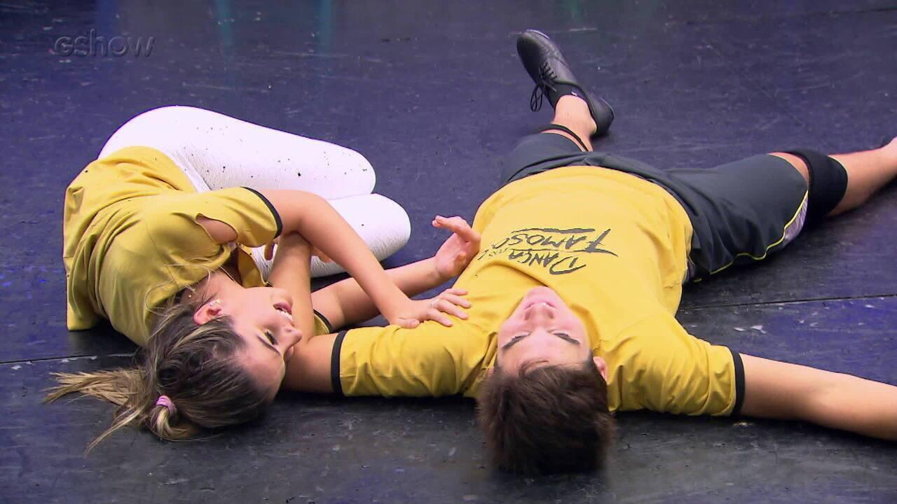 Confira o ensaio de Nicolas Prattes para o 'Dança dos Famosos'