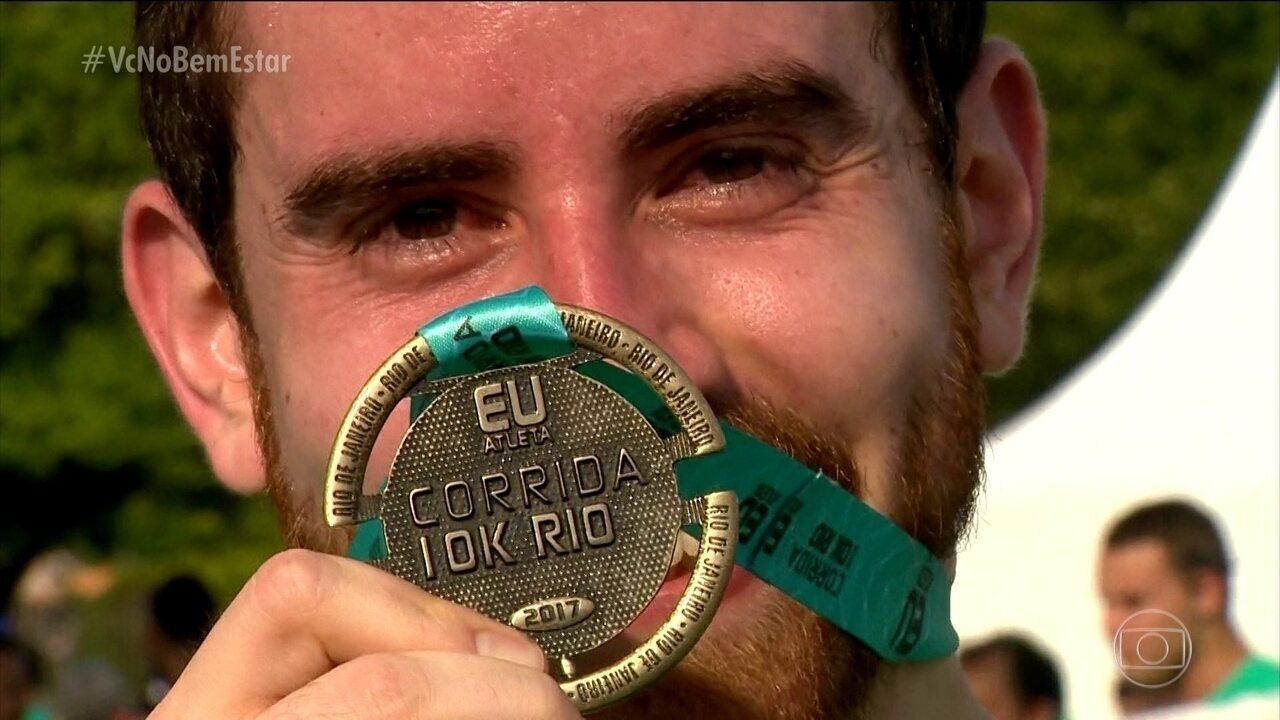 Corrida Eu Atleta Rio tem festa de 5 anos; confira a matéria do Bem Estar