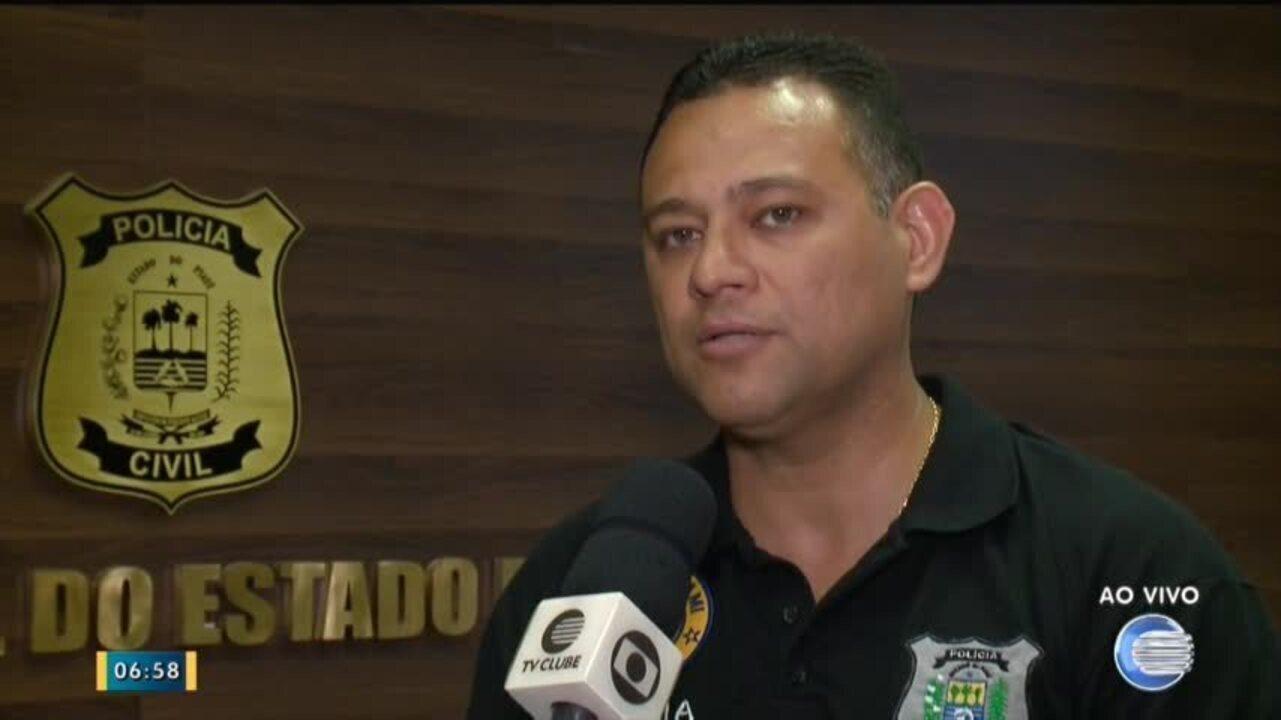 Policia Civil realiza operação para cumprir mandados de prisão e busca e apreensão