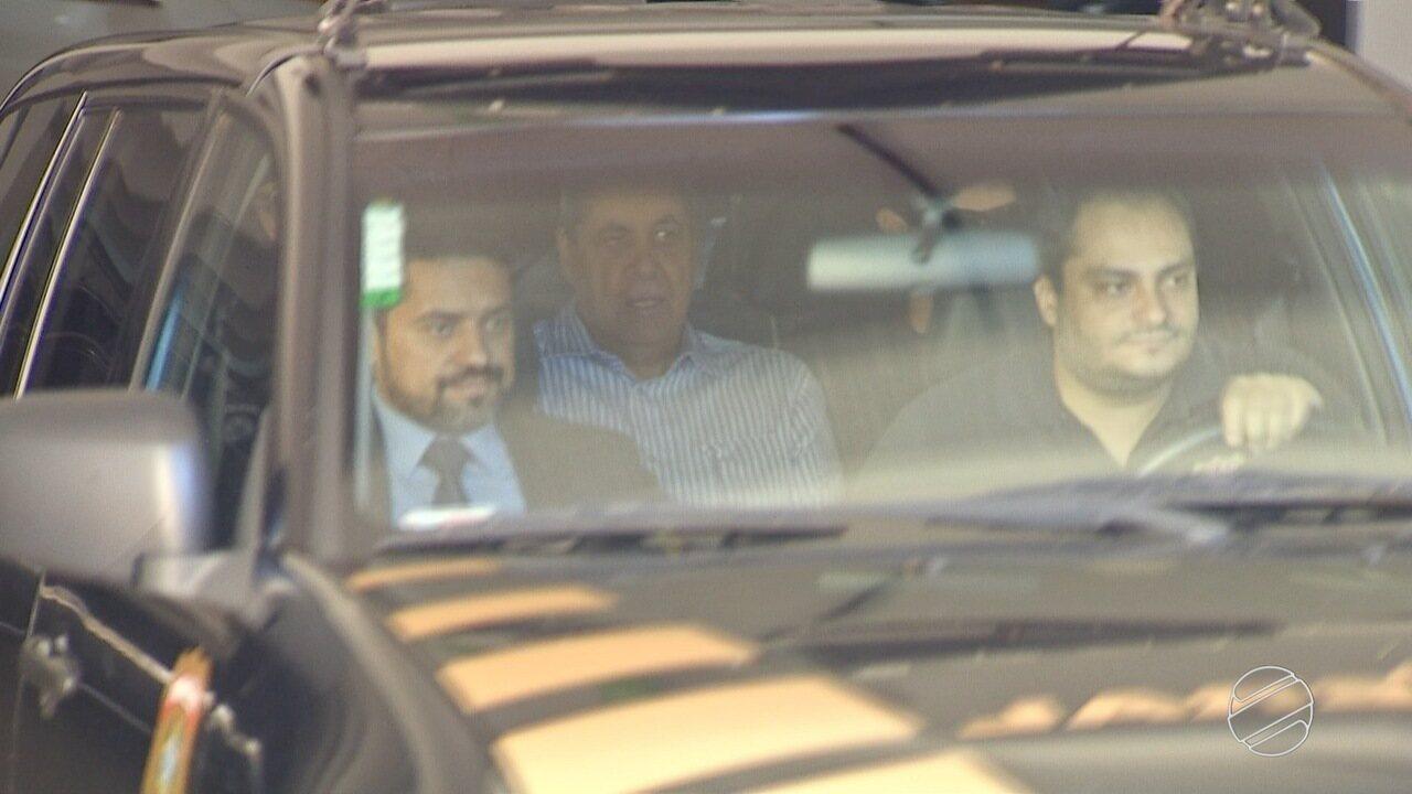 Ex-governador de MS André Puccinelli e seu filho são presos na 5ª fase da Lama Asfáltica