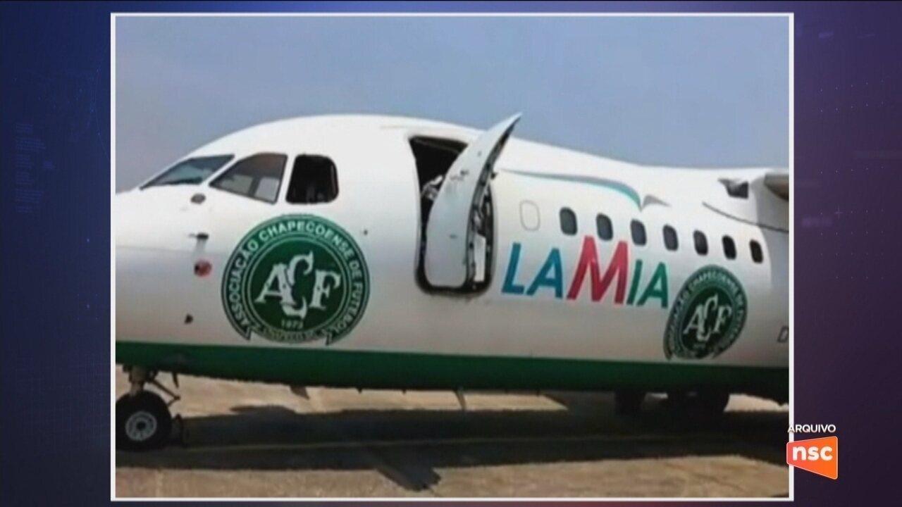 MPF suspeita que empresa de voo da Chapecoense não pertence aos donos oficiais