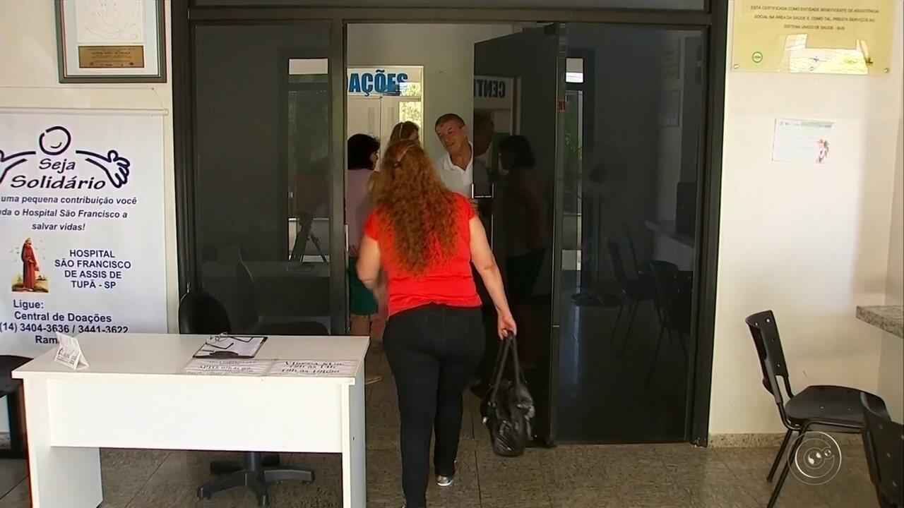 Hospital em Tupã anuncia fim dos atendimentos à população por conta de dívidas