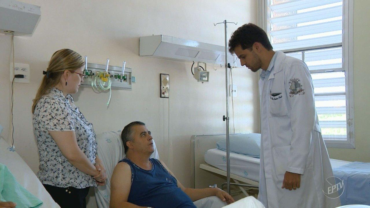 Resultado de imagem para HC da Unicamp realiza cateterismo cerebral em pacientes vítimas de AVC