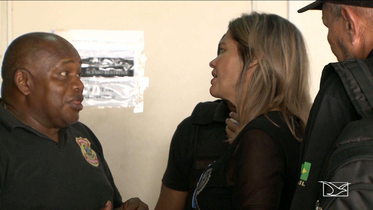 Presos em operação 'Sermão aos Peixes' prestam depoimento em São Luís