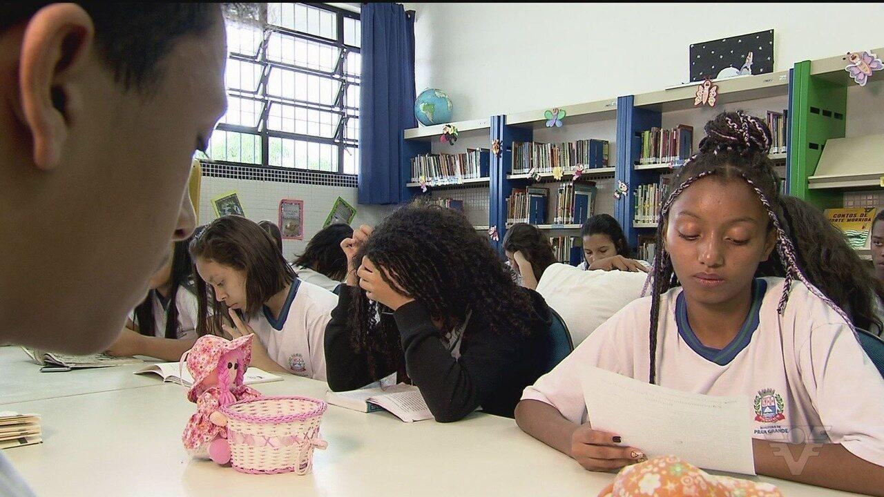 Conheça a aluna vencedora na categoria voto popular no Câmera Educação