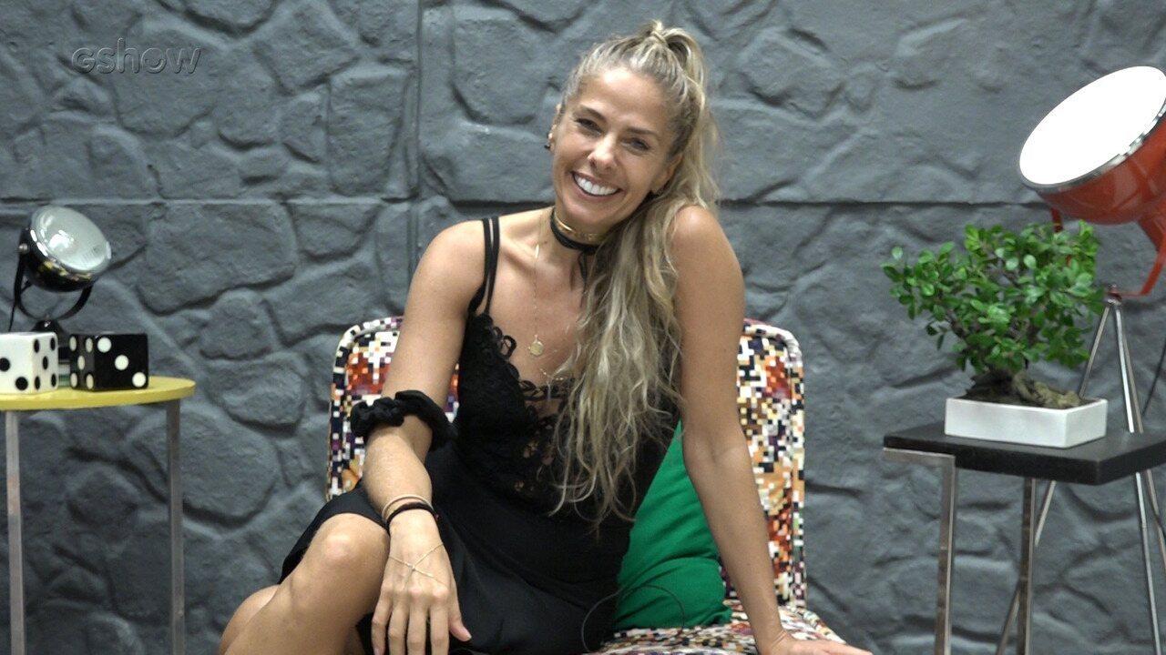 Confira o depoimento de Adriane Galisteu