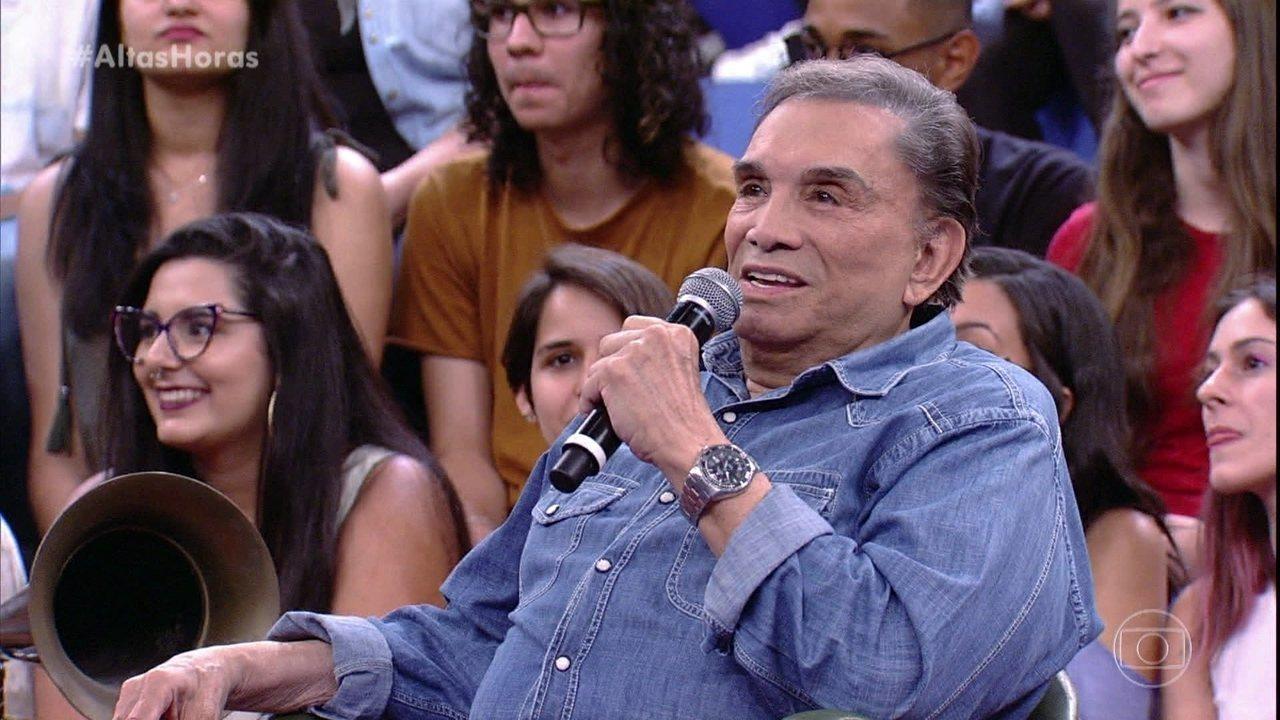 Dedé Santana fala sobre seus oito filhos