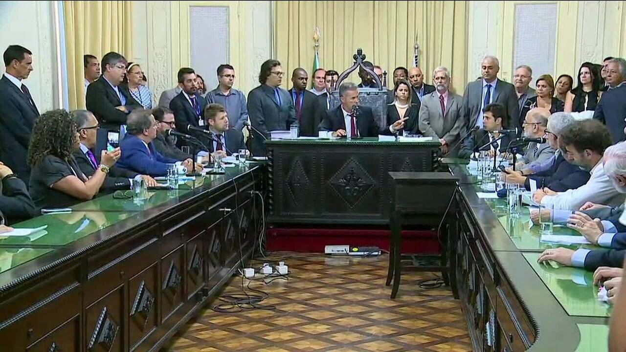 MP recorre à Justiça para anular sessão da Alerj que libertou Picciani e outros acusados