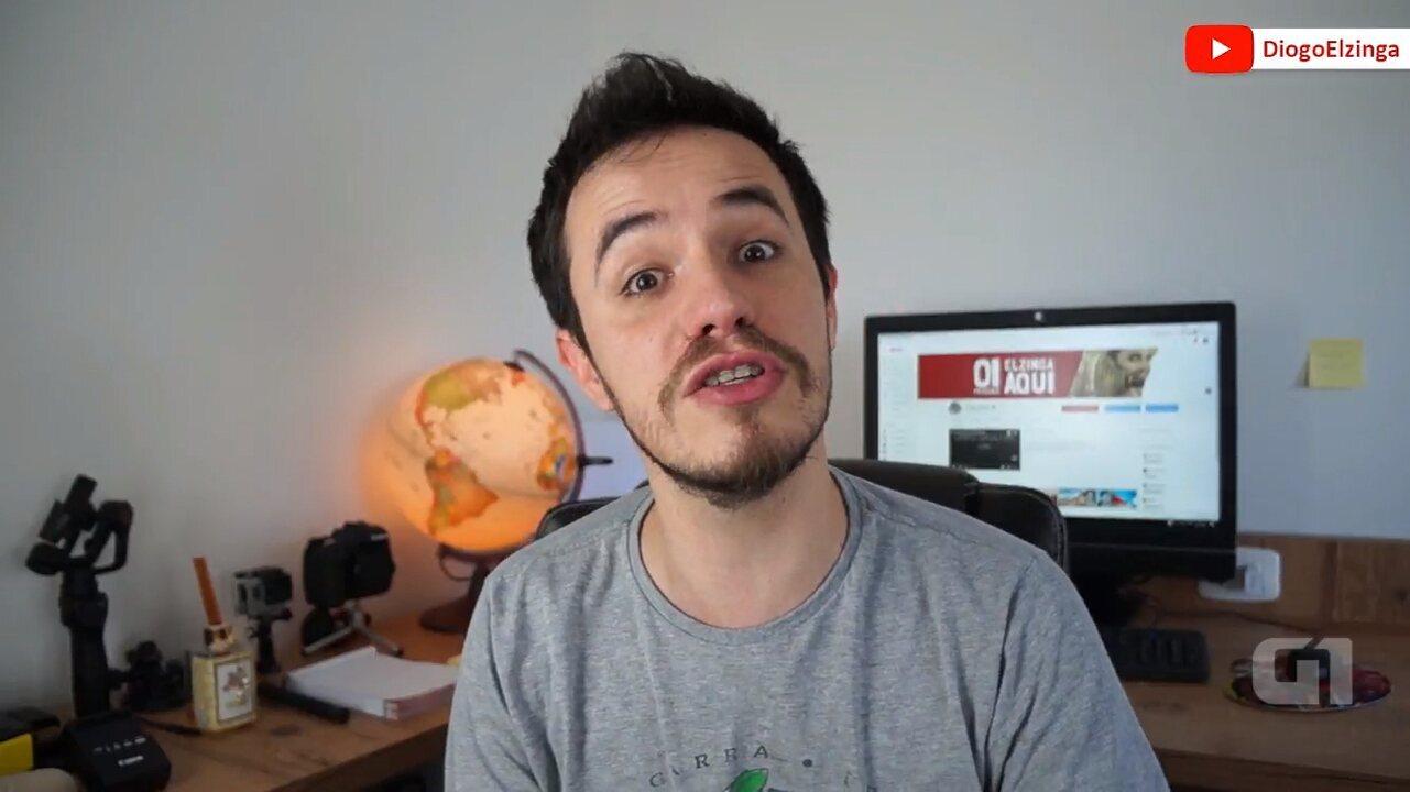 A convite do G1, Diogo gravou um vídeo exclusivo sobre o Paraná; assista