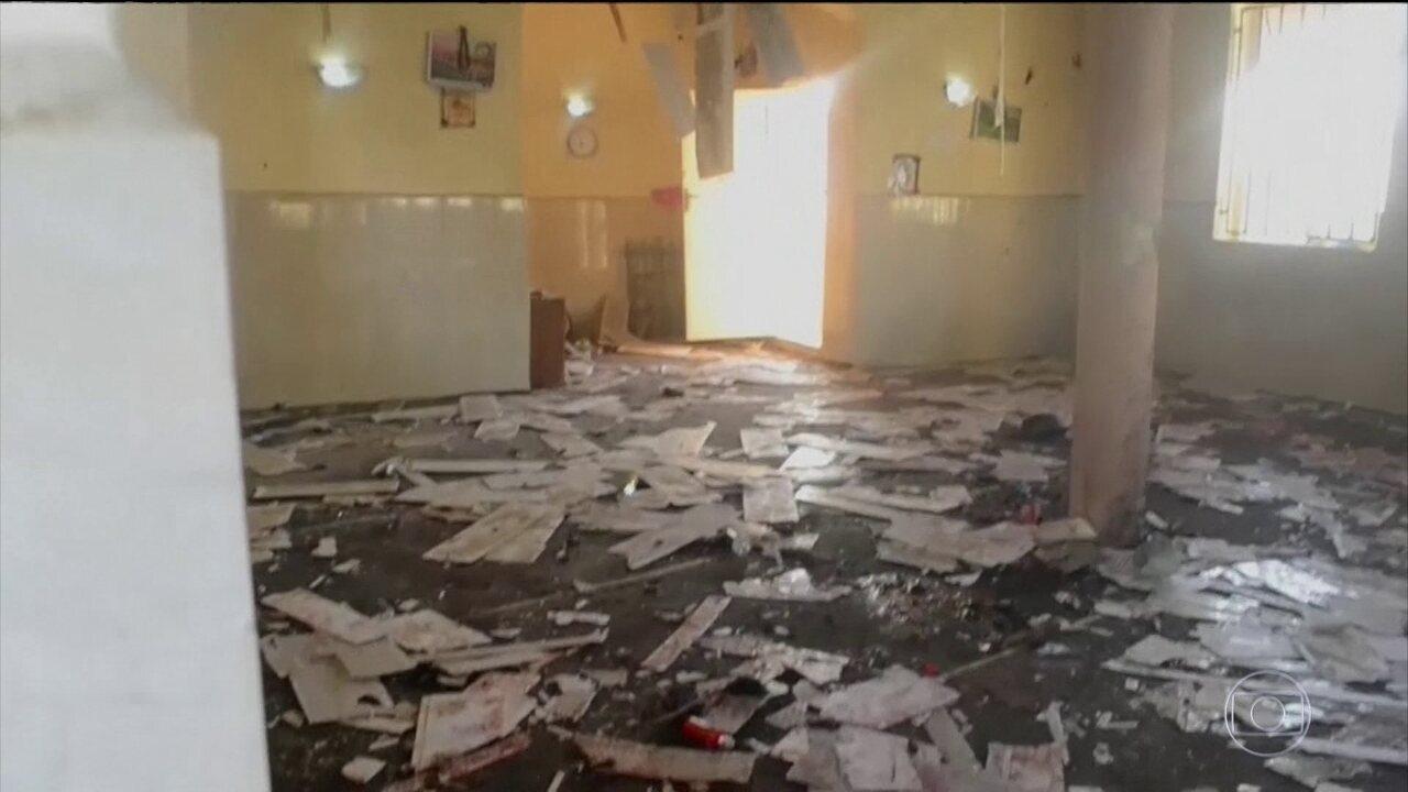 Resultado de imagem para Ataque suicida deixa 50 mortos na Nigéria, diz polícia