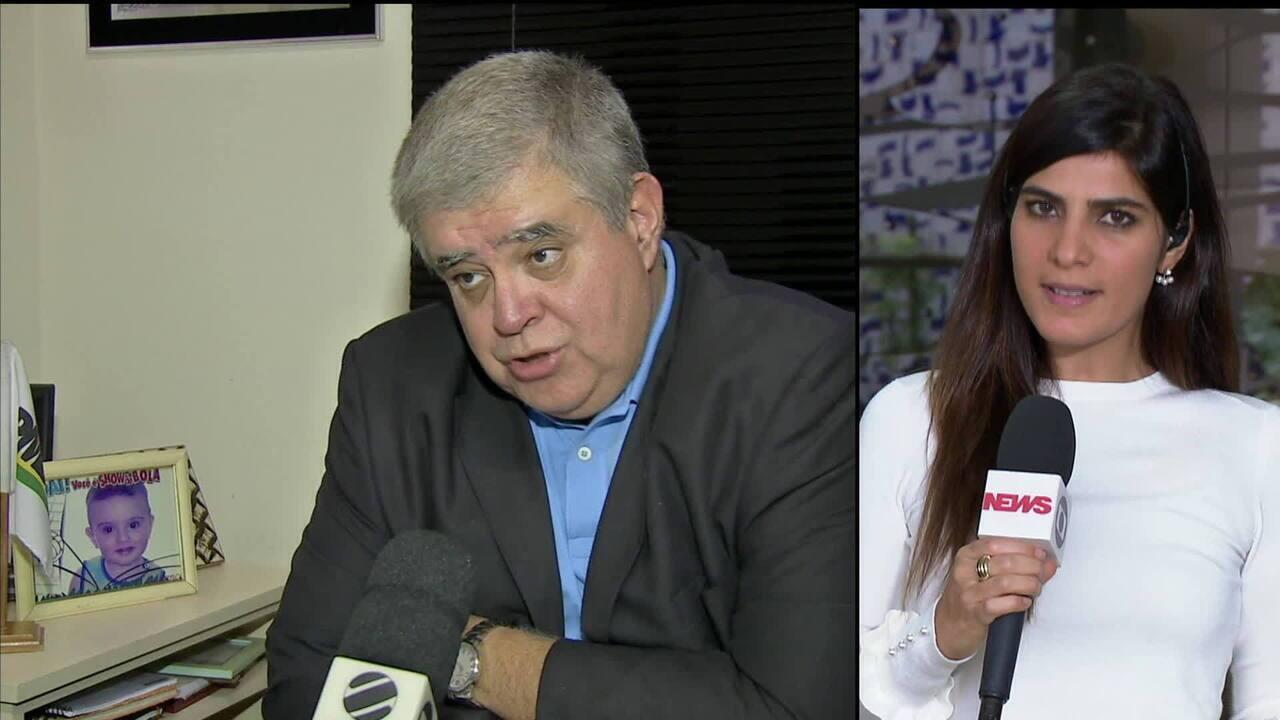 Aliados pressionam, mas Planalto diz que Imbassahy fica na Secretaria de Governo