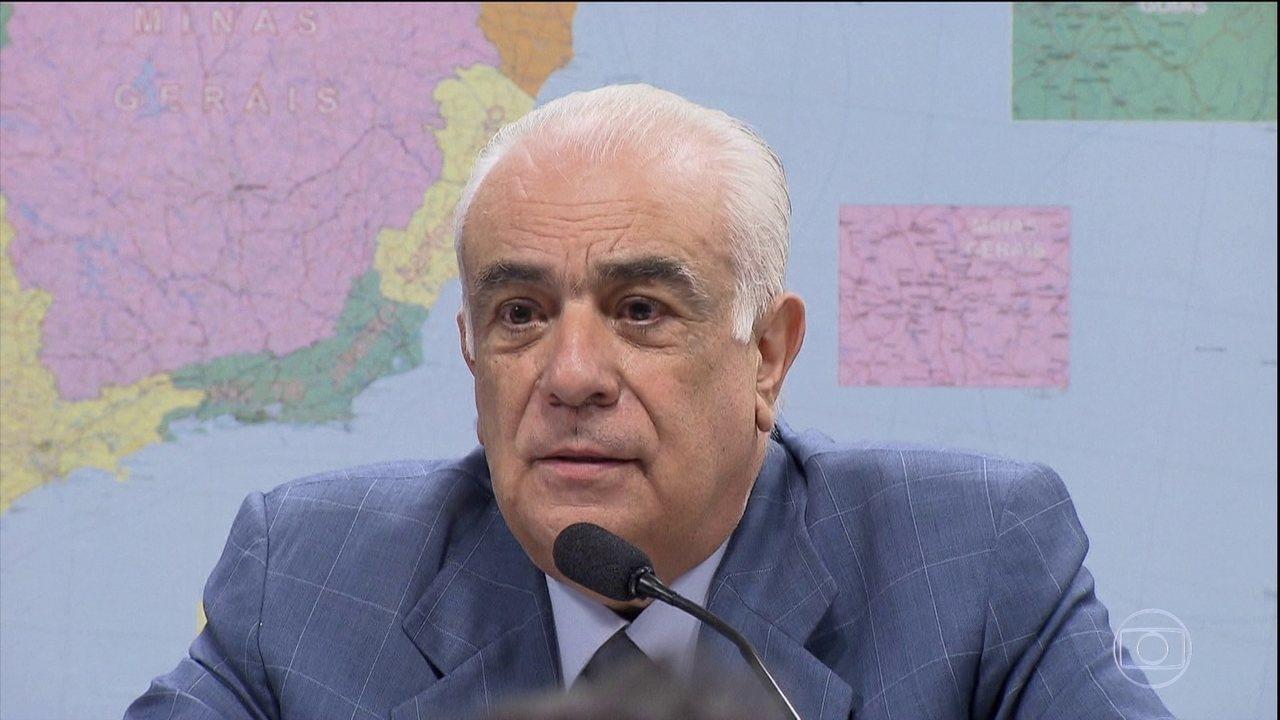 Presidente nacional do PR Antônio Carlos Rodrigues ainda não foi localizado