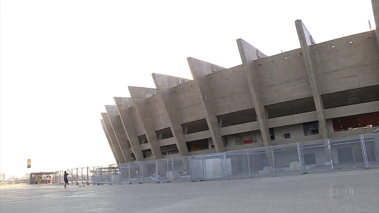 Inaugurado há mais de 50, Mineirão é um dos estádios mais importantes do Brasil
