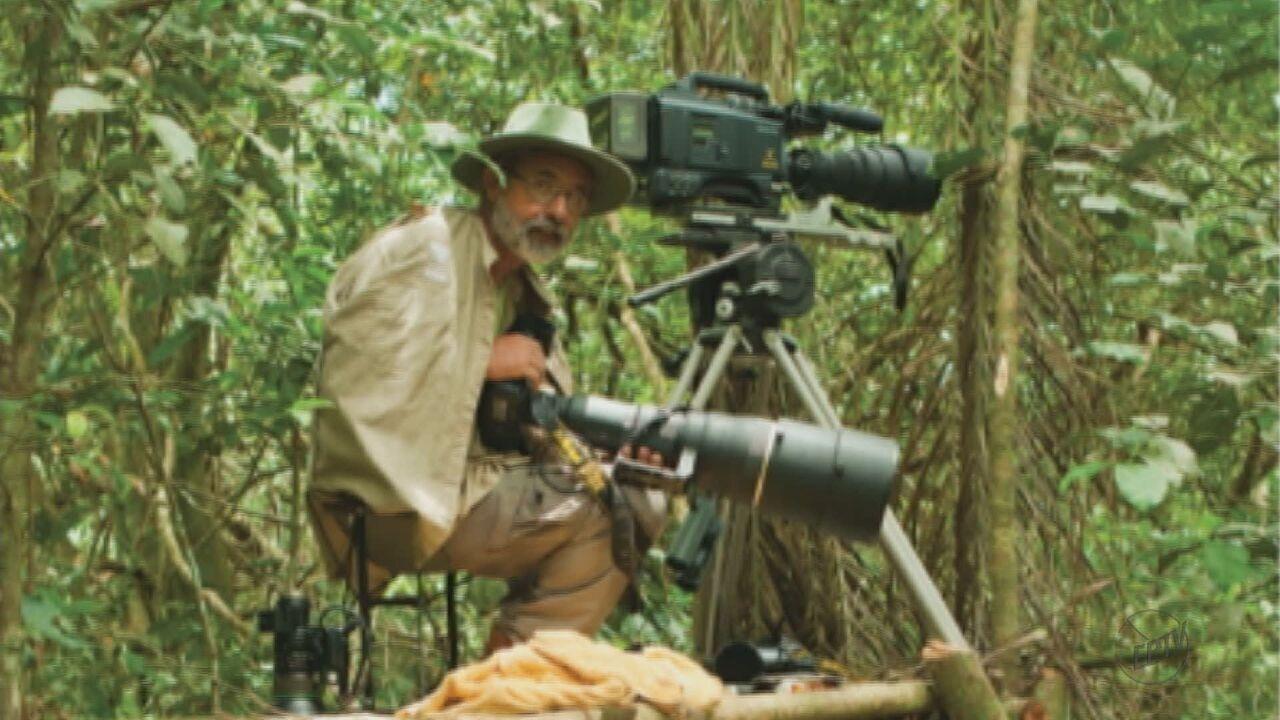 Fotógrafo naturalista Haroldo Palo Junior morre em São Carlos aos 64 anos