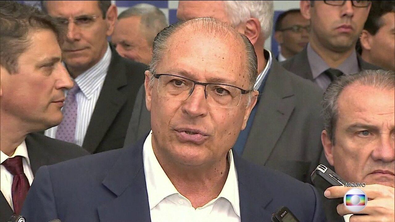PSDB fecha acordo para que o governador de SP assuma presidência do partido