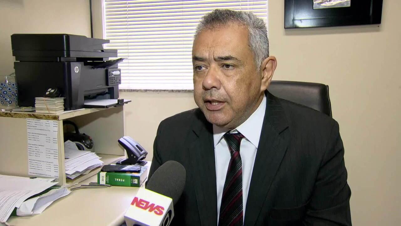 Polícia vai fazer perícia na cela onde Garotinho diz ter sido agredido em Benfica