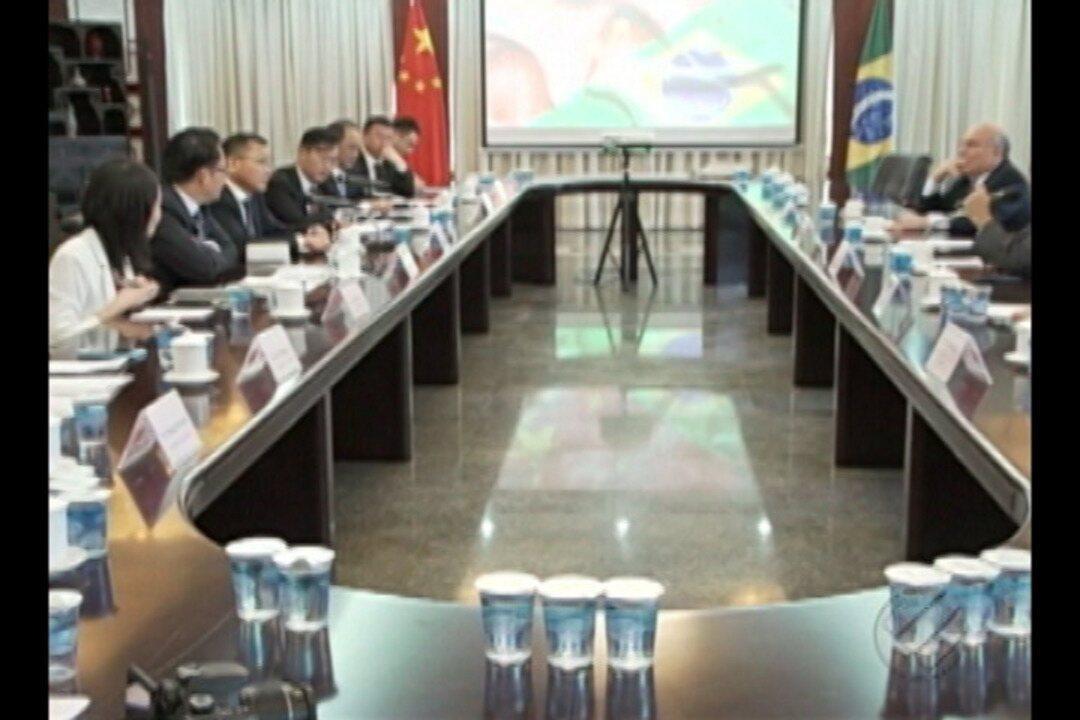 Governo do Estado firmou acordo com a china sobre a construção da ferrovia paraense