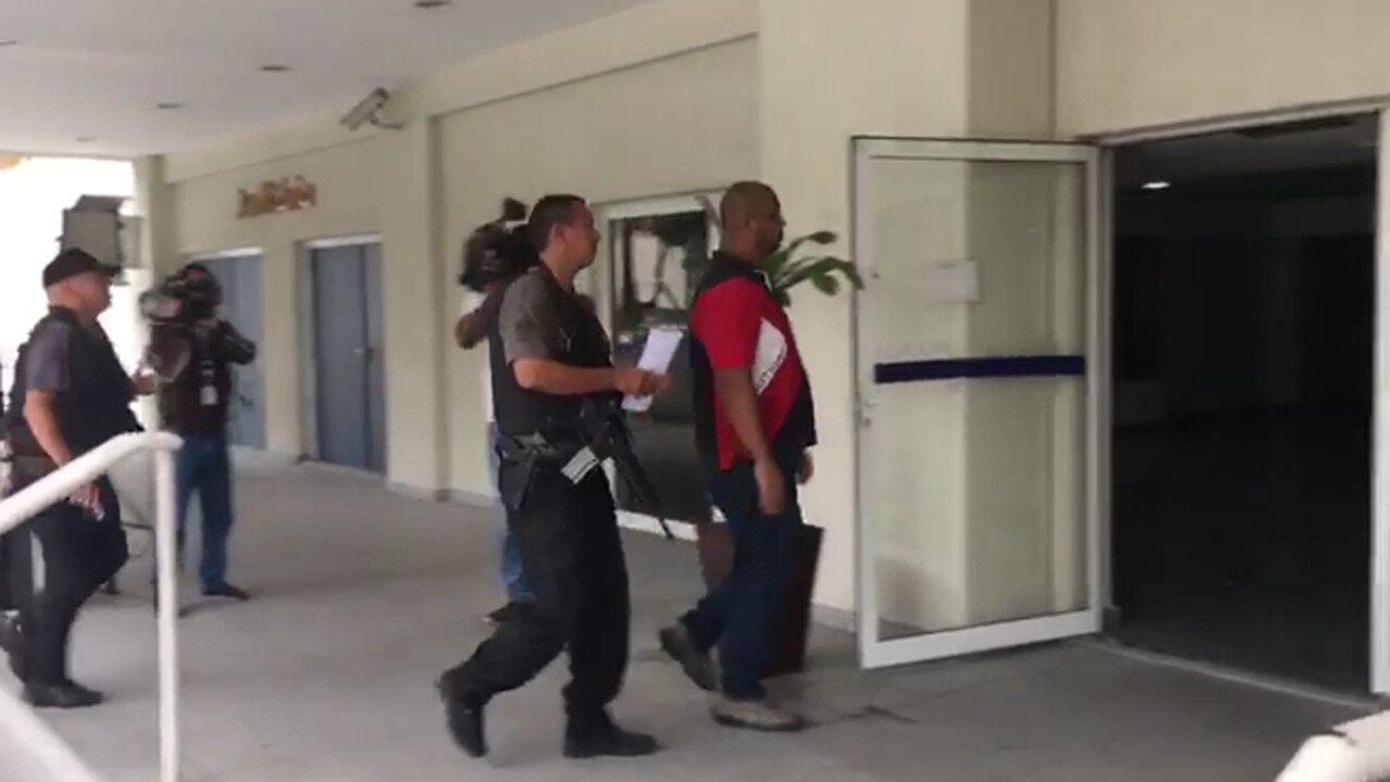 Polícia prende presidente da Força Jovem do Botafogo