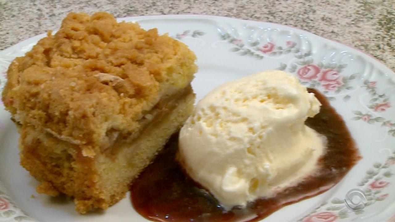 Receita do Campo: aprenda a preparar Szarlotka, a torta de maça tradicional da Polônia