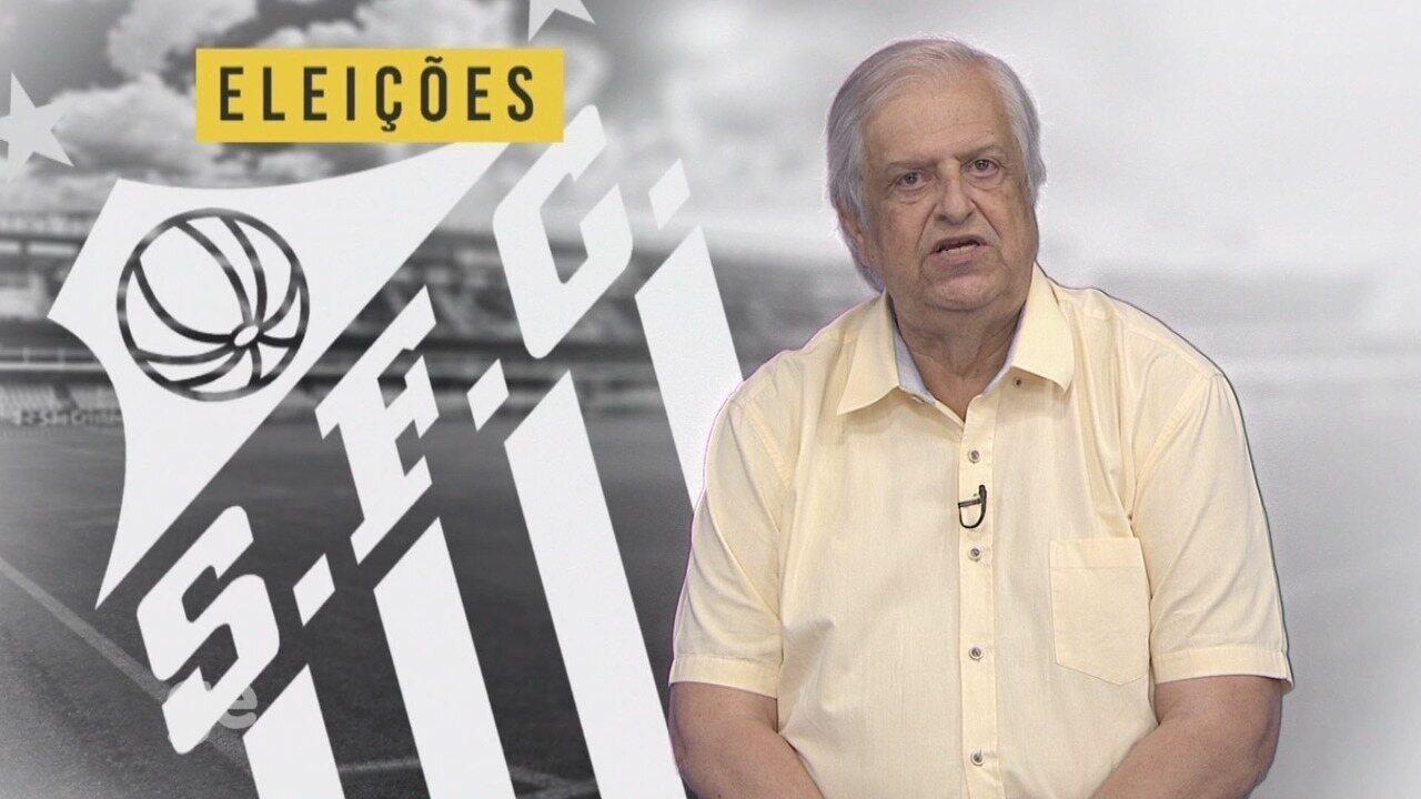 Conheça Modesto Roma, candidato da Chapa 4 à reeleição no Santos