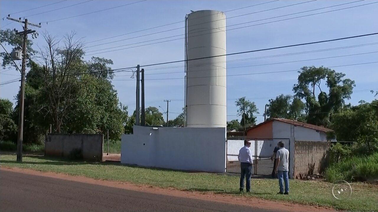 Departamento de Água e Energia Elétrica fiscaliza poço no Vale do Igapó em Bauru