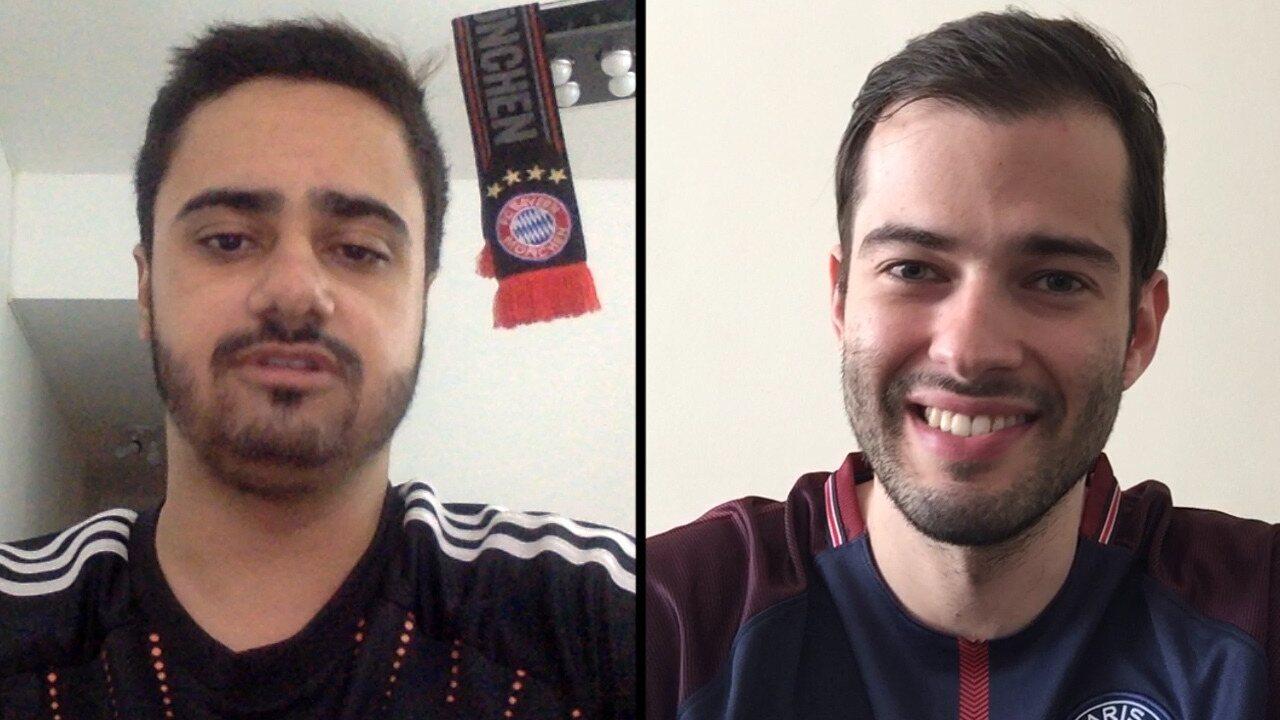 Fala, torcedor: fãs de Bayern de Munique e PSG projetam duelo pela Liga dos Campeões