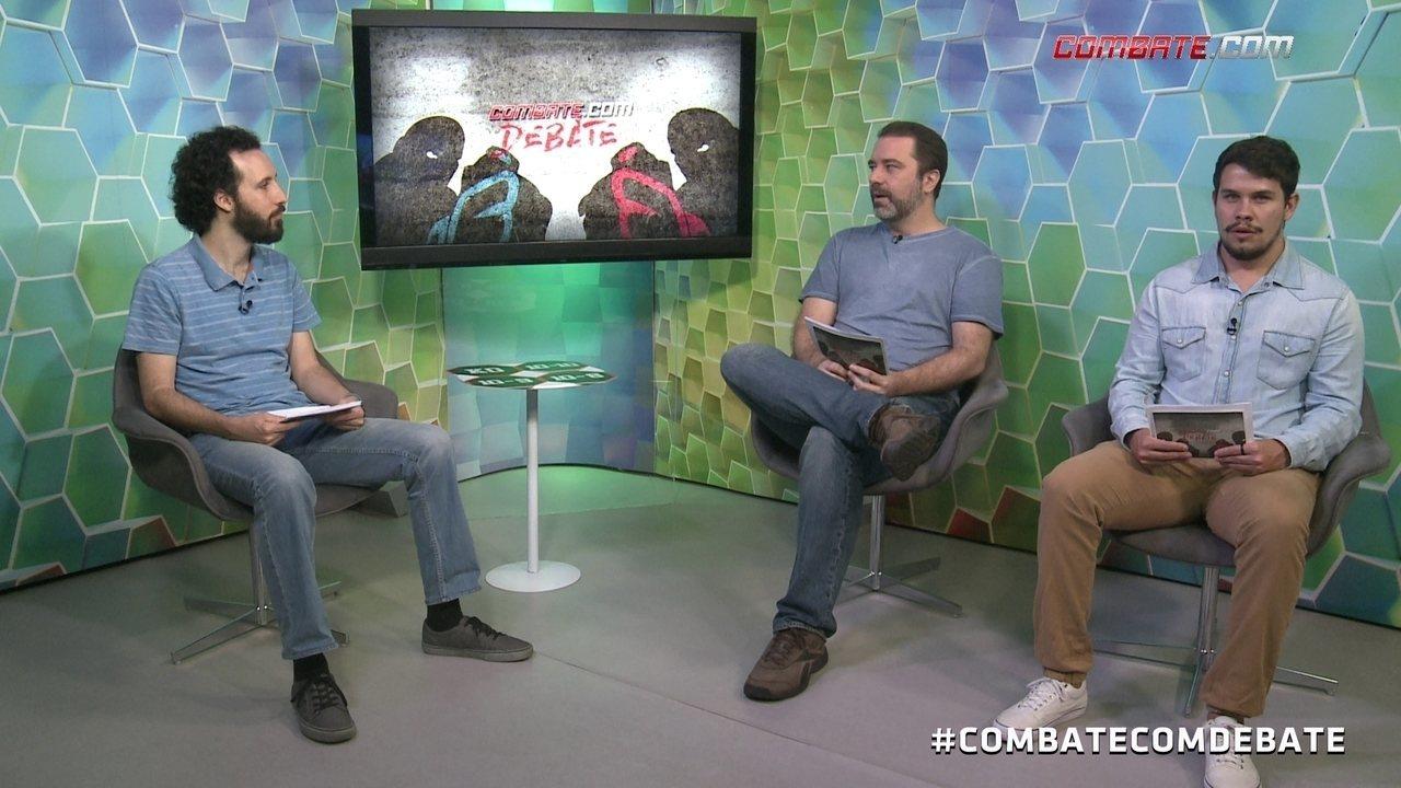 Combate.com Debate comenta derrotas de Alex Cowboy e Charles Do Bronx no UFC 218