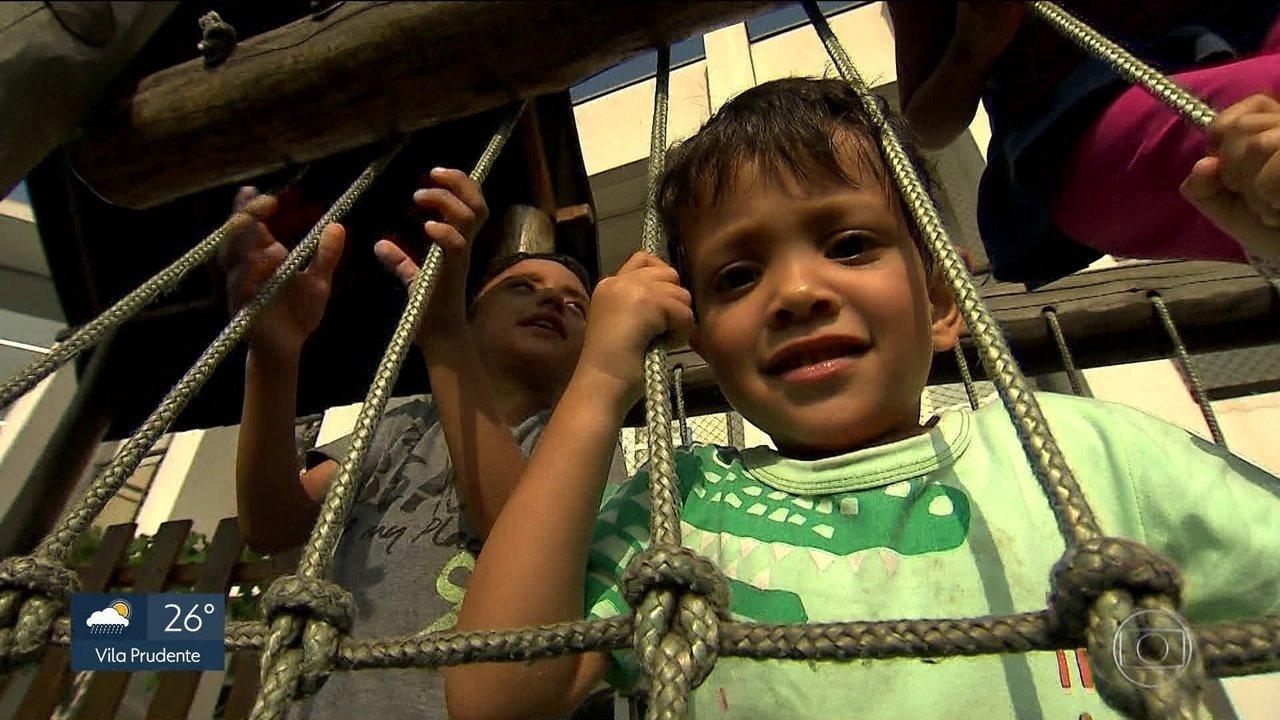 Organização divulga mapa da desigualdade infantil em São Paulo