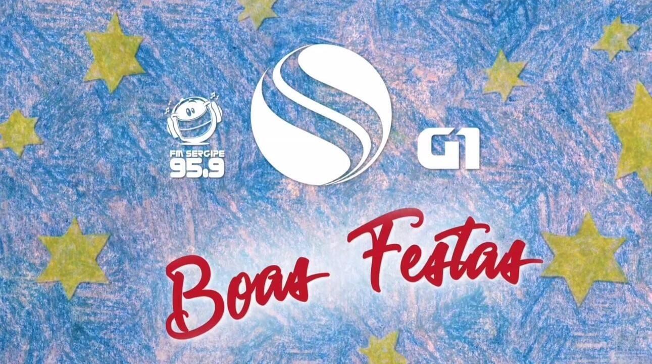 Confira a tradicional campanha de fim de ano da TV Sergipe