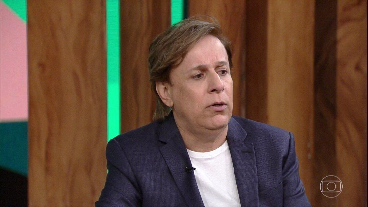 Tom Cavalcante fala sobre sua relação com Belchior
