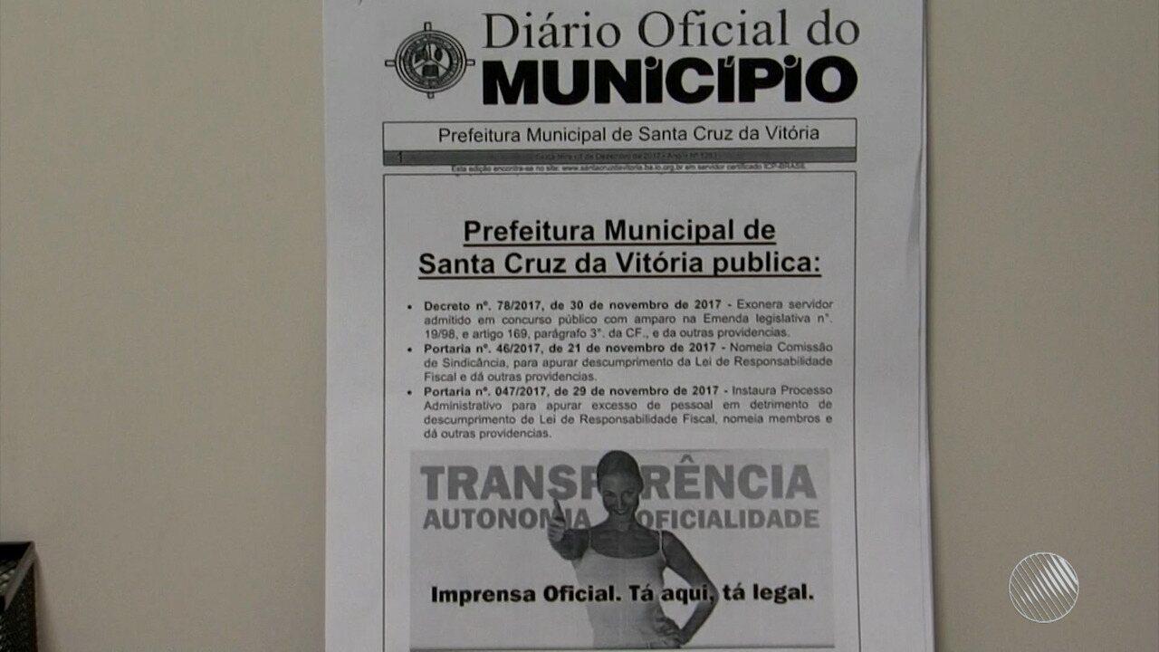 Polêmica: servidores concursados são demitidos no interior do estado