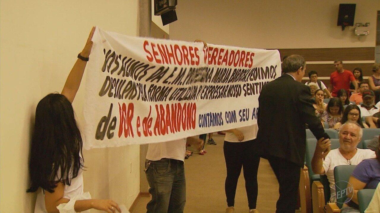 Câmara rejeita projeto de lei para derrubar mudança na rede de ensino em Pouso Alegre (MG)