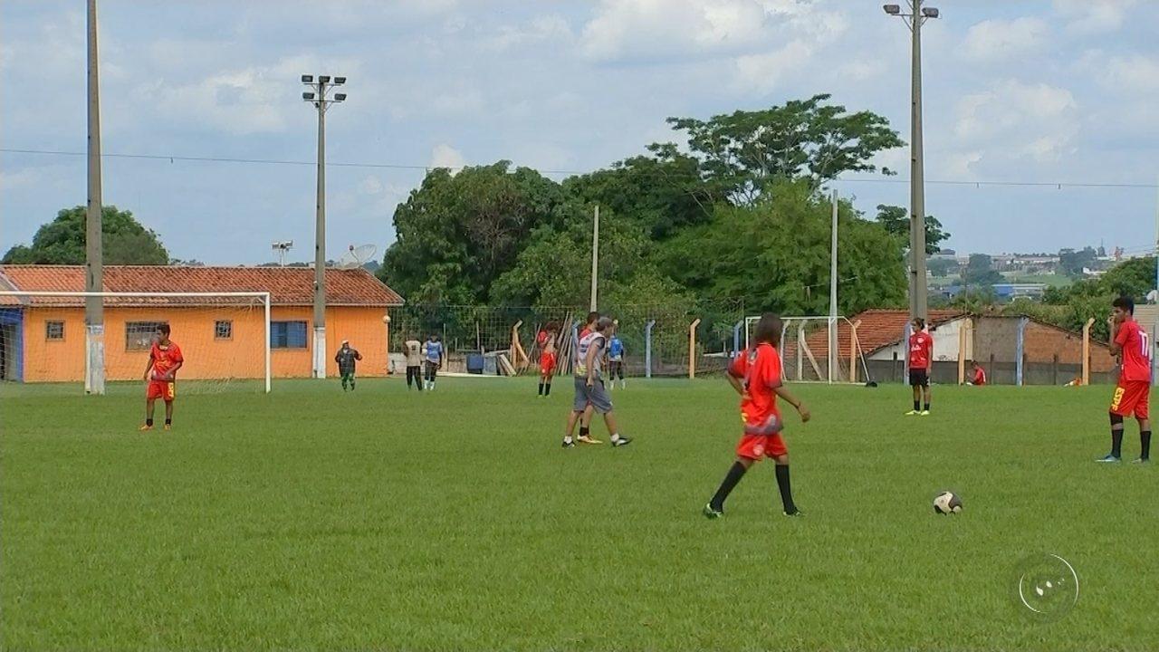 e18b5fc2b9 José Bonifácio segue preparação para a Copa São Paulo de Futebol Júnior