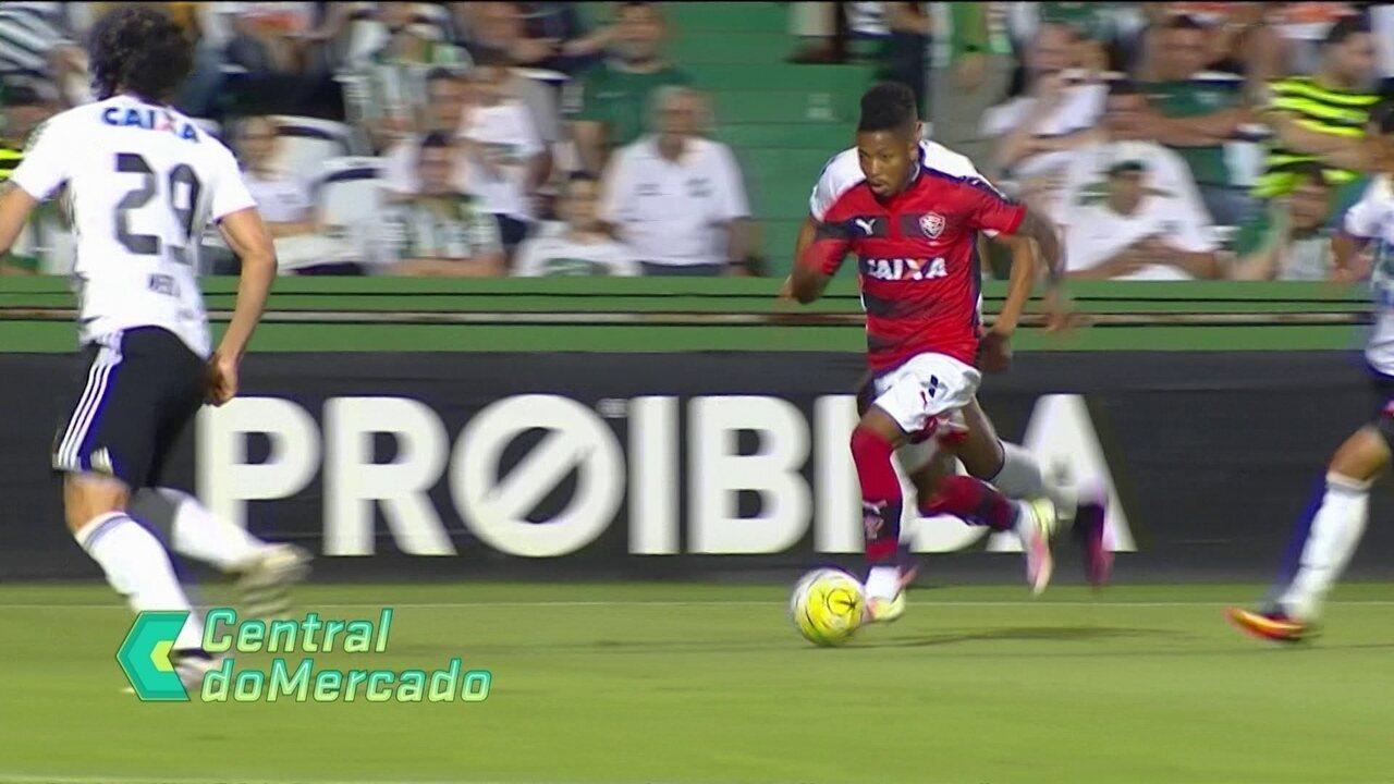 Marinho é oferecido ao Grêmio, diz repórter