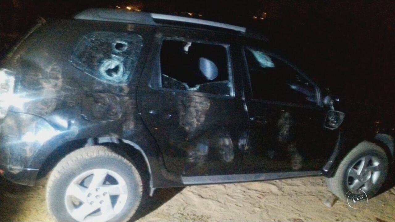 Motorista atropela três jovens em festa de formatura em Botucatu