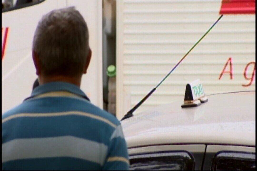 Corpo de taxista é encontrado na zona rural de Cláudio