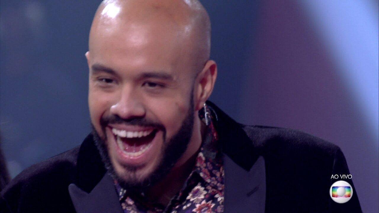 Ivete leva Juliano Barreto à semifinal