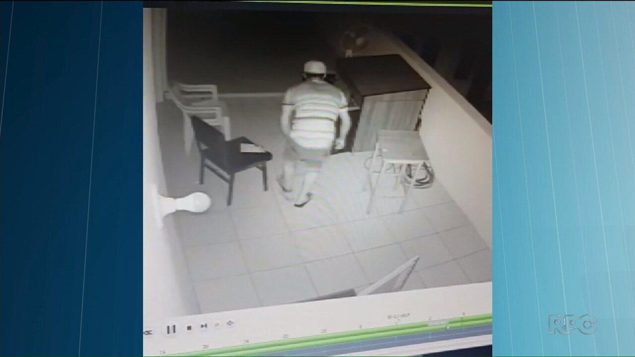 Ladrão invade igreja, quebra sacrário e rouba notebook no noroeste do estado