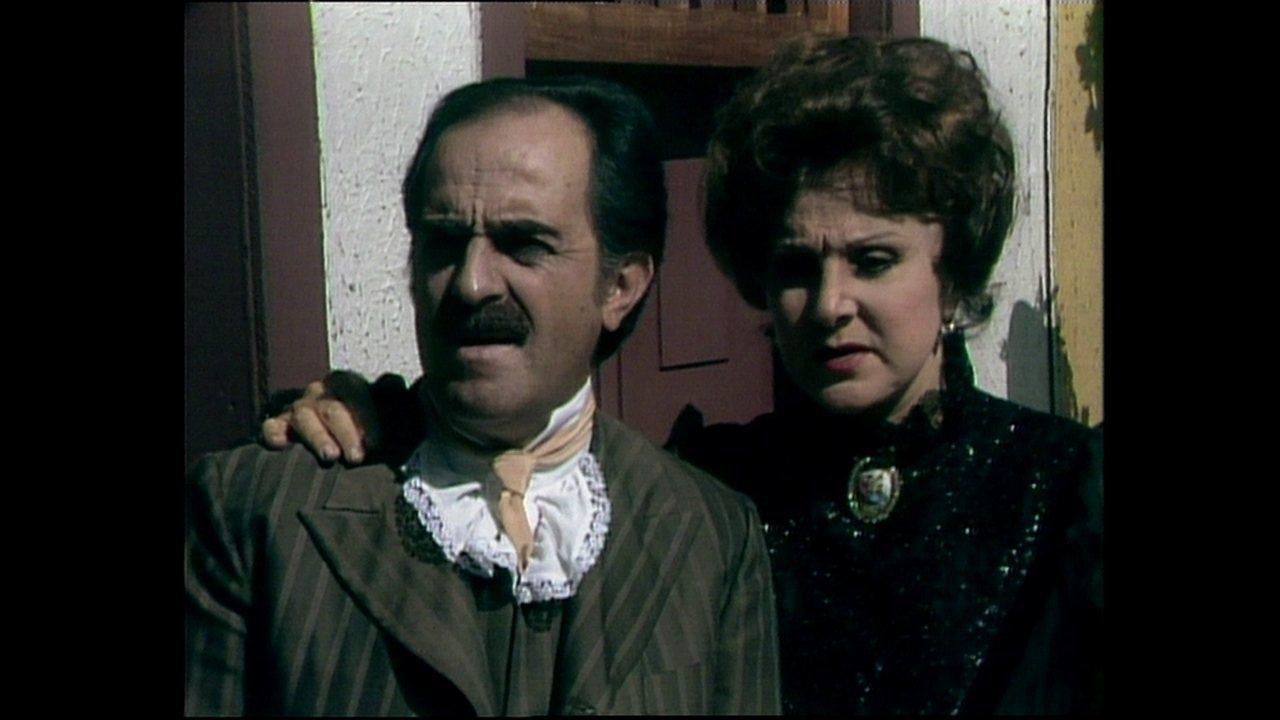 Eva Todor vive Agripina, em 'Memórias de Amor'