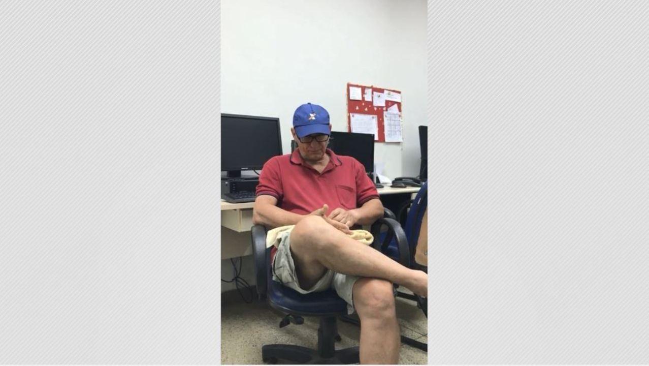 Cinegrafista é preso em Vitória com mais de 200 vídeos de pornografia infantil no ES