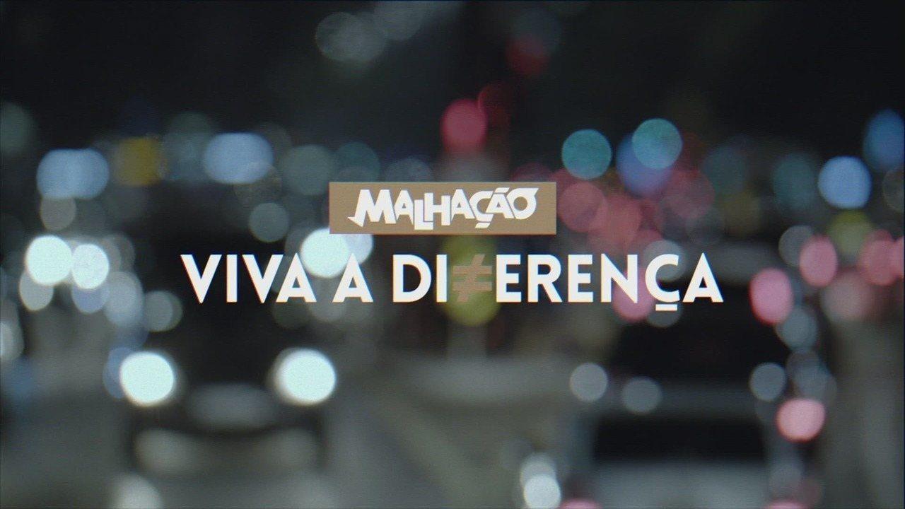 Malhação - Viva a Diferença - Capítulo de segunda-feira,11/12/2017, na íntegra - MALHAÇÃO