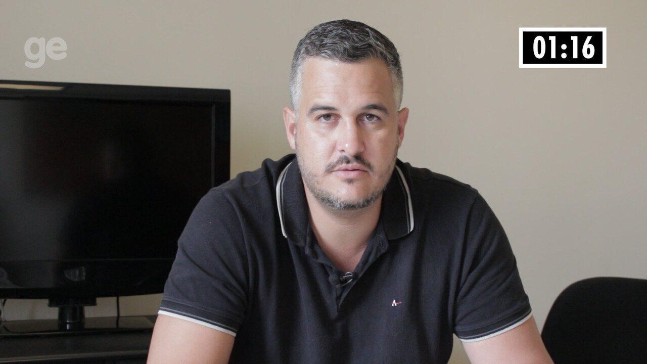 Candidatos à presidência do Vitória - Tiago Ruas