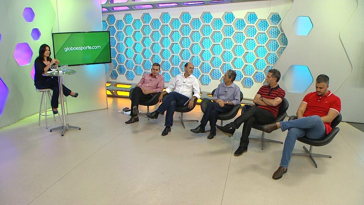 Debate entre candidatos à presidência do Vitória - Bloco 2