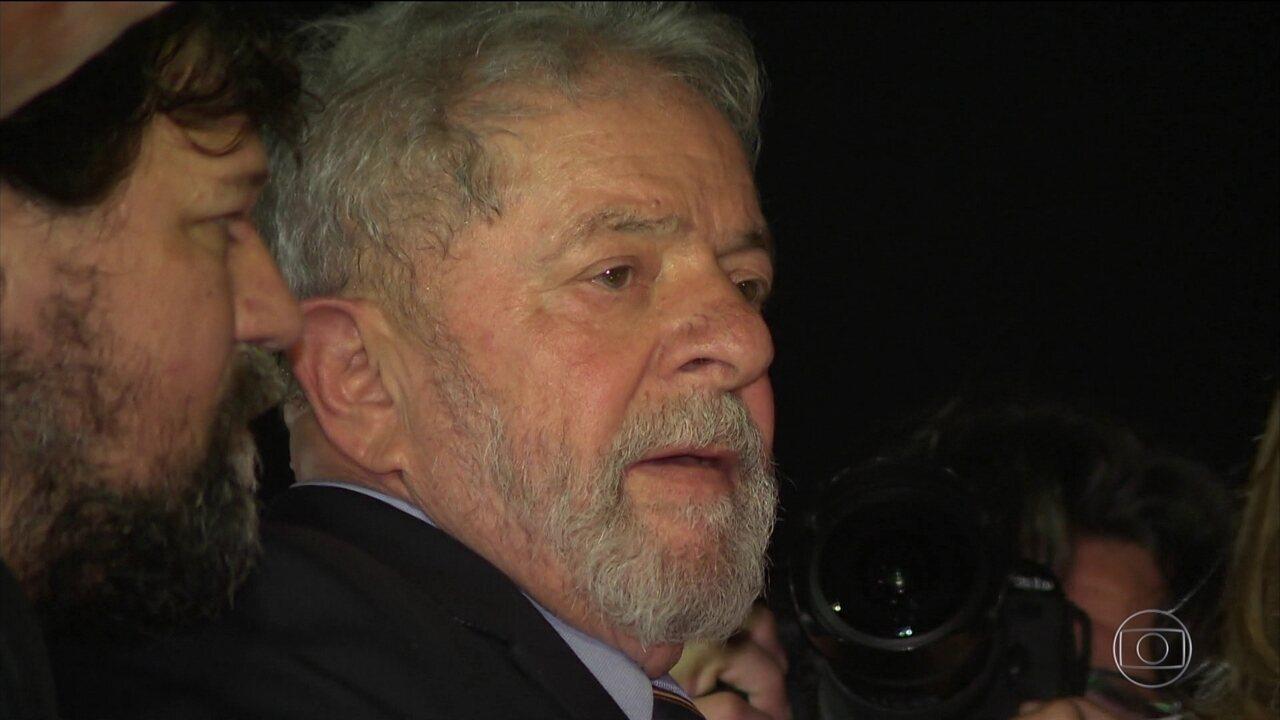 Julgamento de recurso de Lula no caso do tríplex será em janeiro